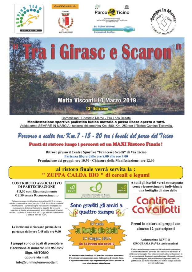 Volantino Girasc 2019